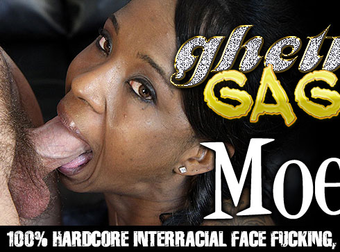 Ghetto Gaggers Starring Moesha
